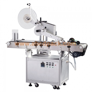 Ligters labeling machine