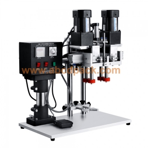 Semi automatic capping machines